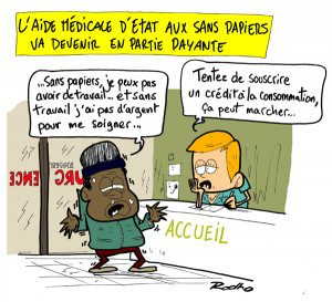 Les patients etrangers