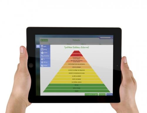 La DSI en une minute chrono, depuis votre iPad, au chevet du patient. Qui dit mieux ?